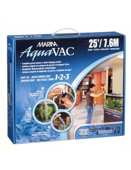 KIT LIMPEZA AQUAVAC 7,6M