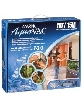 KIT LIMPEZA AQUAVAC 15M