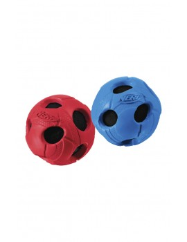NERF WR. BASH TENNIS BALL, M VERM./AZUL