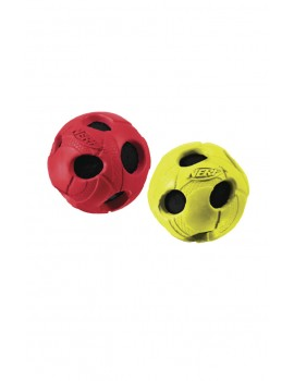 NERF WR. BASH TENNIS BALL, L VERM./AZUL