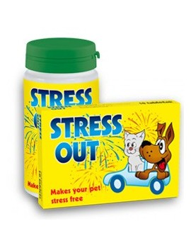 SUPLEMENTO ALIM. STRESS OUT 10, 13G