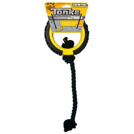 TONKA MEGA TREAD C/CORDA 38CM