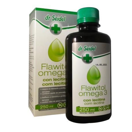 DR. SEIDEL FLAWITOL OMEGA 3 C/LECITINA - 250ML