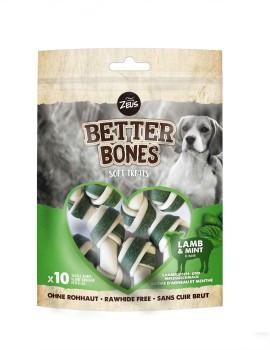 BETTER BONES OSSO COM CORDEIRO & MENTA 7.5CM | 219G - 10UN