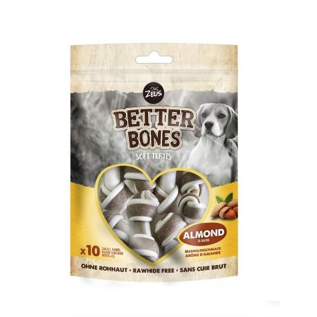 BETTER BONES OSSO COM AMÊNDOA 7.5CM | 219G - 10UN
