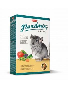 Ração complementar para Chinchilas Grandmix 850g