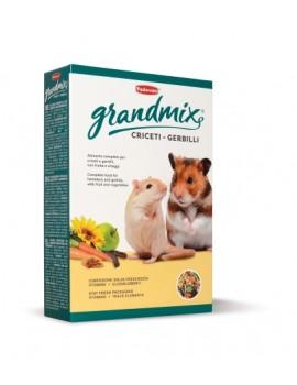 GRANDMIX CRICETI - GERBILLI | RAÇÃO COMPLETA P/HAMSTERS E GERBO - 400GR