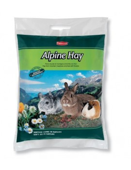 ALPINE HAY | FENO ALPINO P/COELHOS ANÕES / P.ÍNDIA E CHINCHILAS - 700GR