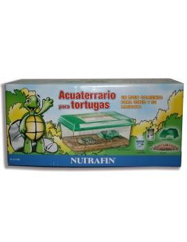AQUARIO KIT NUTRAFIN P/TARTARUGAS