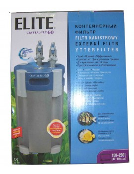 FILTRO EXTERIOR ELITE CRISTAL-FLO 60 (150-230L)
