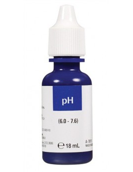 RECARGA PH (6--7,6) 18ML
