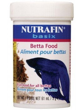 NUT.BASIX ALIMENTO P/BETTAS 61ML-5G