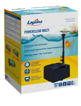 BOMBA POWERCLEAR MULTI 7000L 9W