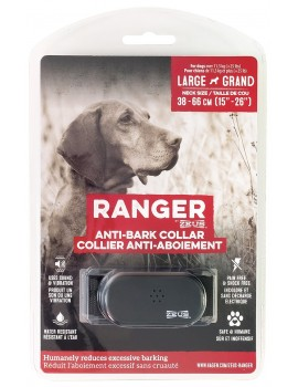 Coleira Ranger by Zeus Anti-Latido  para cães grandes