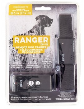Coleira Ranger by Zeus Treinador de cão remoto