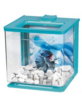 "Aquário Marina Betta Kit 2.5 Lt. ""Ez Care"""