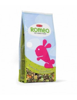 Ração completar Romeo para coelho