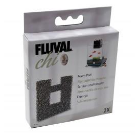 ESPONJA P/FLUVAL CHI,  2UNID.