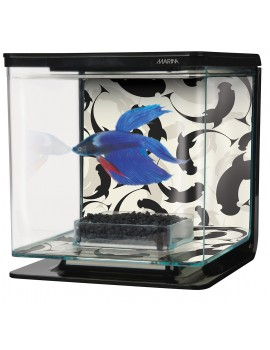 "AQUARIO KIT P/BETTAS 2 Lt. ""YING/YANG"""