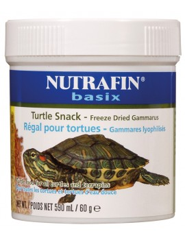 NUT.BASIX SNACK GAMMARUS 590ML-60G