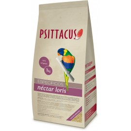 LORY NECTAR SPECIFIC PSITTACUS   ALIMENTO NECTAR P/LORIS - 1KG