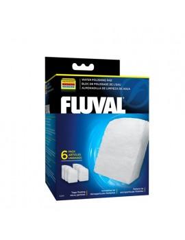 ESPONJA P/FLUVAL 304/305/404/405 6 UNID.