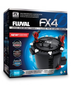 FX4 Filtro de Alta Performance