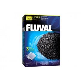 MASSA FILT. CARVAO FLUVAL ULT. 3 X 100GR.