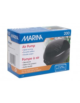 BOMBA DE AR MARINA 200, 125/225L