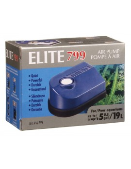 BOMBA DE AR ELITE 799 - 2,5W, 1200CC/M