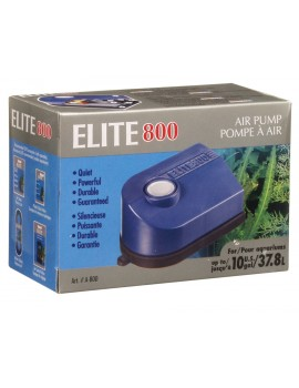 BOMBA DE AR ELITE 800 - 2,5W, 1500CC/M